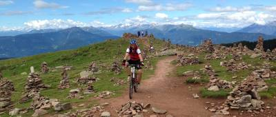 Via Claudia Trails - Mountainbike Transalp Tour